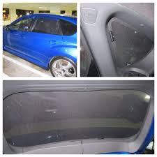 custom subaru hatchback groovy shades custom fit sunshade on subaru impreza hatchback 3g