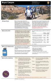 bryce map pdf file nps bryce backcountry trail map pdf wikimedia commons