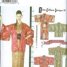 pattern for japanese top on sewing bee simplicity 5839 sewing pattern kimono from adele bee ann sewing
