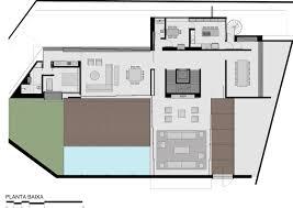 Custom House Floor Plans by Gallery Of Ah House Studio Guilherme Torres 46