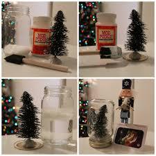 the perfect holiday gift feat diy mason jar snow globes