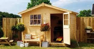 cabane jardin comment aménager une cabane de jardin