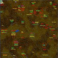 World Map Runescape by Maps
