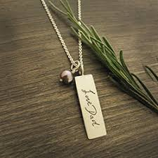 memorial jewelry personalized memorial jewelry