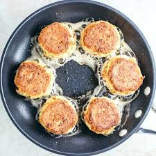 cooking light october 2017 how to cook crab cakes in a pan step 7 serve the crab cakes best pan