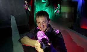 film blue world players step inside coniston s laser tag arena illawarra mercury