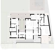 blueprint of a mansion modern mansion englobing the u201chouse in house u201dby andreescu