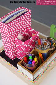 craftaholics anonymous back to supplies organizer