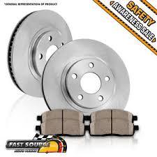 honda civic rotors front 262 mm brake disc rotors and ceramic pads kit 2012 honda
