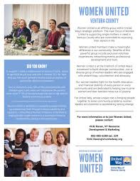 women united u2013 united way