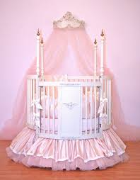 Fascinating 40 Pink House Decoration by Fascinating Round Crib Sets 59 With Additional Home Decoration