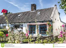Giethoorn Holland Homes For Sale by Charming Little Dutch House Stock Photo Image 58210675