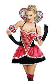 Dreamgirls Halloween Costumes Dreamgirl Women U0027s Queen Hearts Costume Funtober