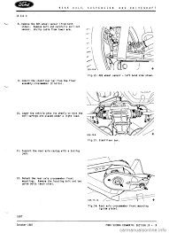 100 2001 mustang gt workshop manual daf wiring diagram