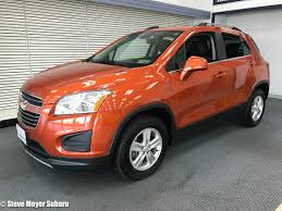 chevy tracker 1990 used 2015 chevrolet trax suv for sale near reading pa serving
