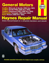 motoraceworld american car manuals