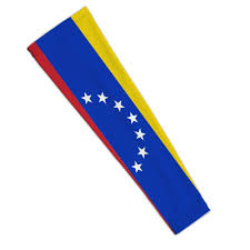 Venezuela Flag Colors Venezuela Flag Compression Arm Sleeve Baseball Css