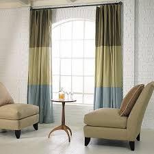 Multi Colored Curtains 77 Best Color Block Window Treatment Panels Images On Pinterest