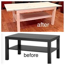 recycle your old college stuff ikea lack coffee table used annie