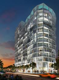 Studio Gang Joins Rising Tide Of Architects Building In Miami - Miami design district apartments