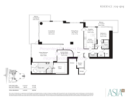 900 Biscayne Floor Plans Asia Condo Brickell Key 900 Brickell Key Blvd Miami Fl 33131