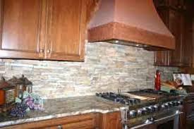 natural stone kitchen backsplash kitchen glass and stone tile enchanting stone kitchen backsplash