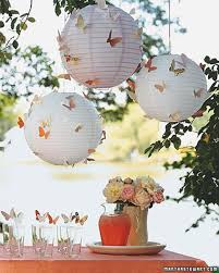 Welcome Home Baby Party Decorations by Outdoor Party Decorations Martha Stewart