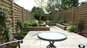 ideas for front gardens terraced house garden walled city design