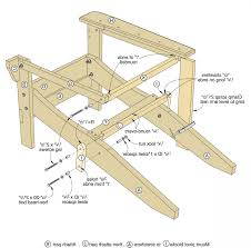 folding adirondack chair plans u2013 woodwork city free woodworking