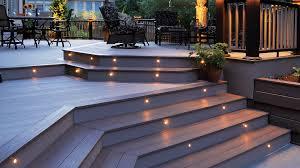 interior night light stair lights stunning home design