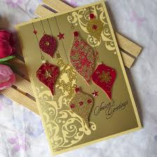 easy to make handmade cards for new year handmade4cards