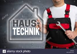 House Technology by Haustechnik In German House Technology With House Touchscreen Is