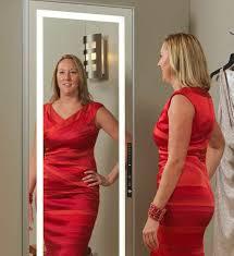 unique scenescetter lighted dressing room mirrors