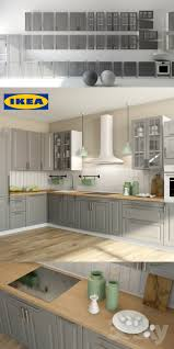 Lidingo Kitchen Cabinets Lidingö Ikea Ikea Bodbyn One Room Flat Ideas Pinterest