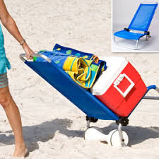Lightweight Travel Beach Chairs Lounger Chair And Beach Cart In One I Need This Camping