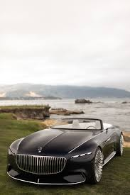 vision mercedes maybach 6 cabriolet photo gallery
