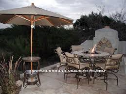 Patio Table With Firepit by 11 Best Mosaic Patio Dining Fire Pit Tables Images On Pinterest