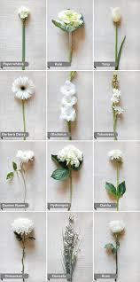 fleurs blanches mariage diy fleurs blanches de mariage 792828 weddbook