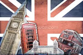 london wallpaper wall murals wallsauce usa union jack london collage wall mural wallpaper