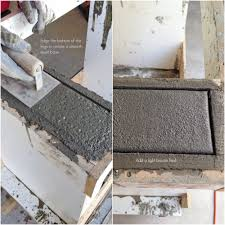 Diy Vanity Top Diy Concrete Vanity Bullard