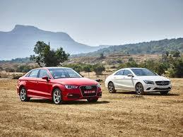 audi a3 vs mercedes a class mercedes vs audi a3 diesel comparison review zigwheels