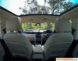 land rover discovery sport interior automobilians com land rover discovery sport test drive review