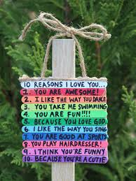 10 reasons i love my dad father u0027s day popsicle stick crafts