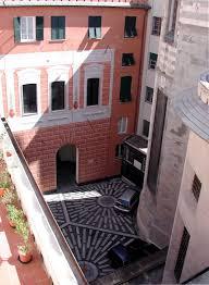il cortile genova studio dogliotti architetti genovesi restauro palazzo