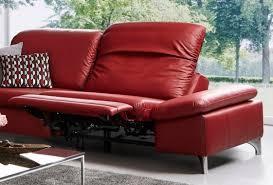 canapé 2 places relax cuir gentflex relax canapé 2 places relax et appuis têtes électriques