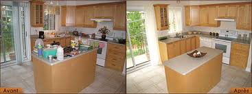 cuisine avant apr鑚 cuisine avant apres photo de home staging je change de déco