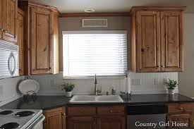 i love the wainscoting used as a backsplash kitchen wainscoting