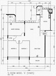 floor plans for lorong ah soo hdb details srx property