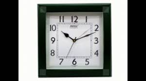 designer wall clocks in india youtube