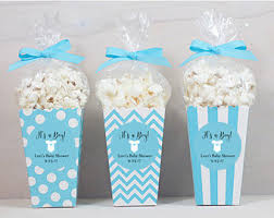 baby boy favors 12 cellophane favor bags personalized tags baby shower